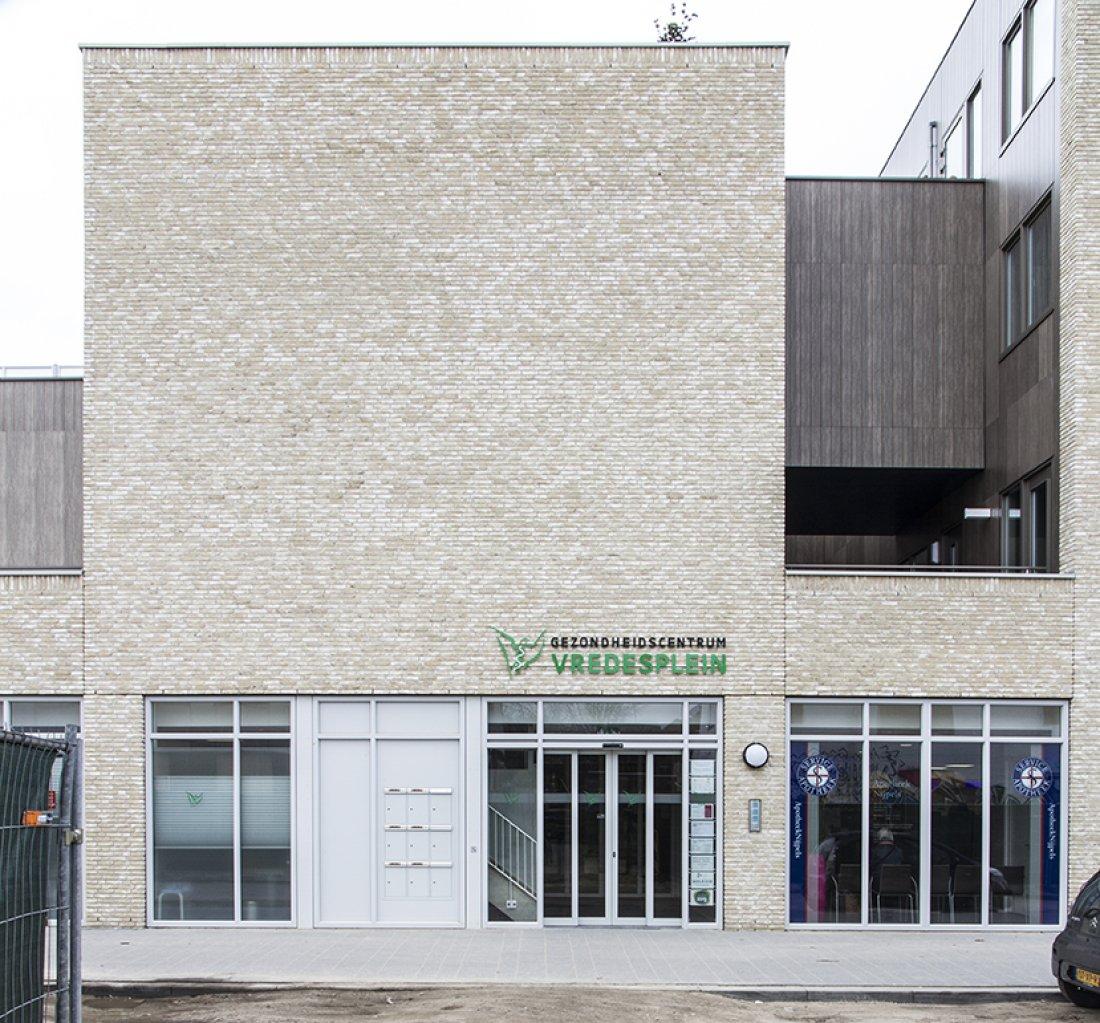 Gezondheidscentrum Vredesplein
