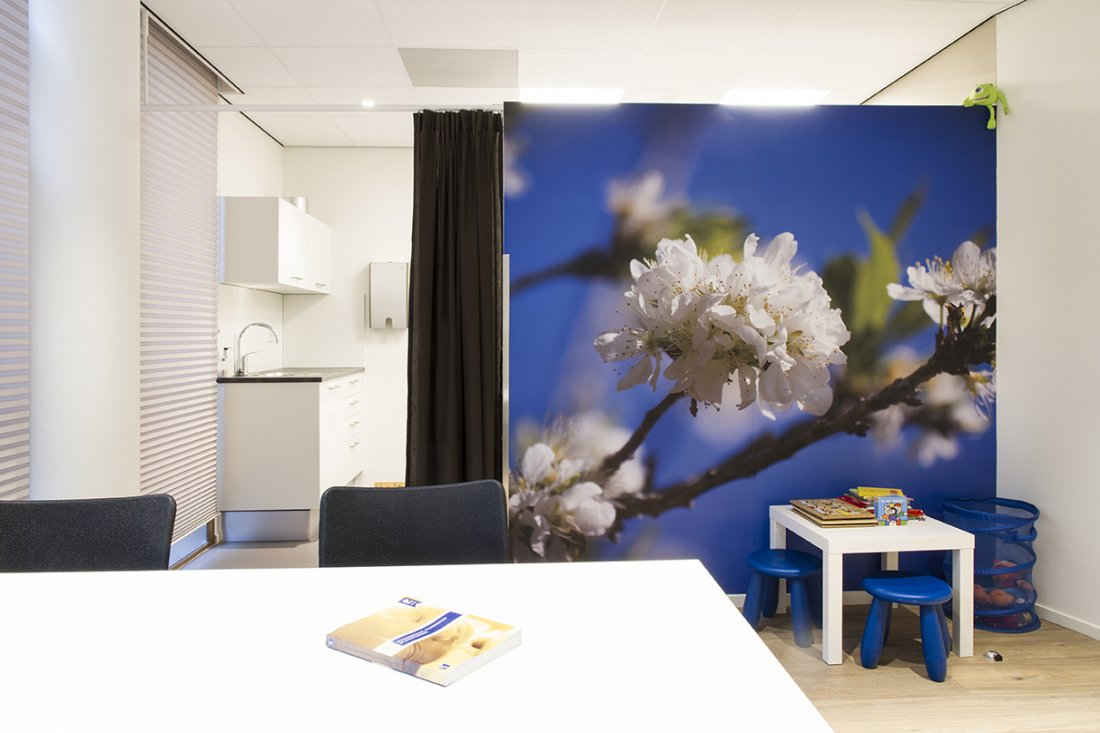 Huisartsenpraktijken in GZC Klapwijk