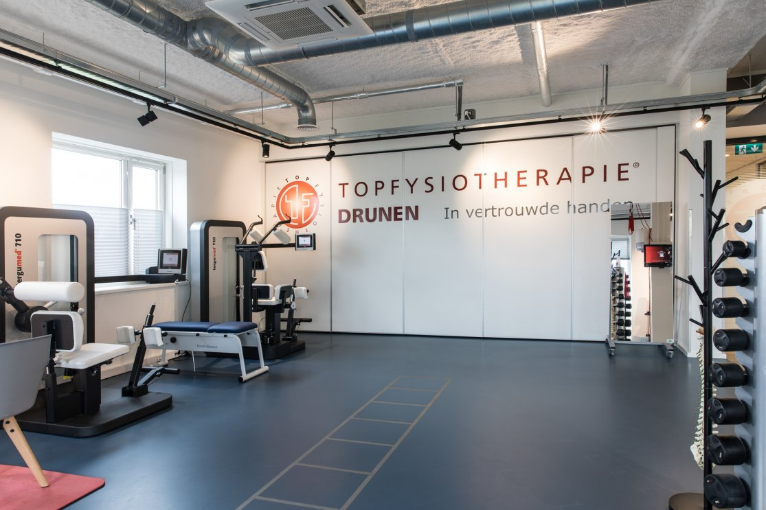 Topfysiotherapie Drunen